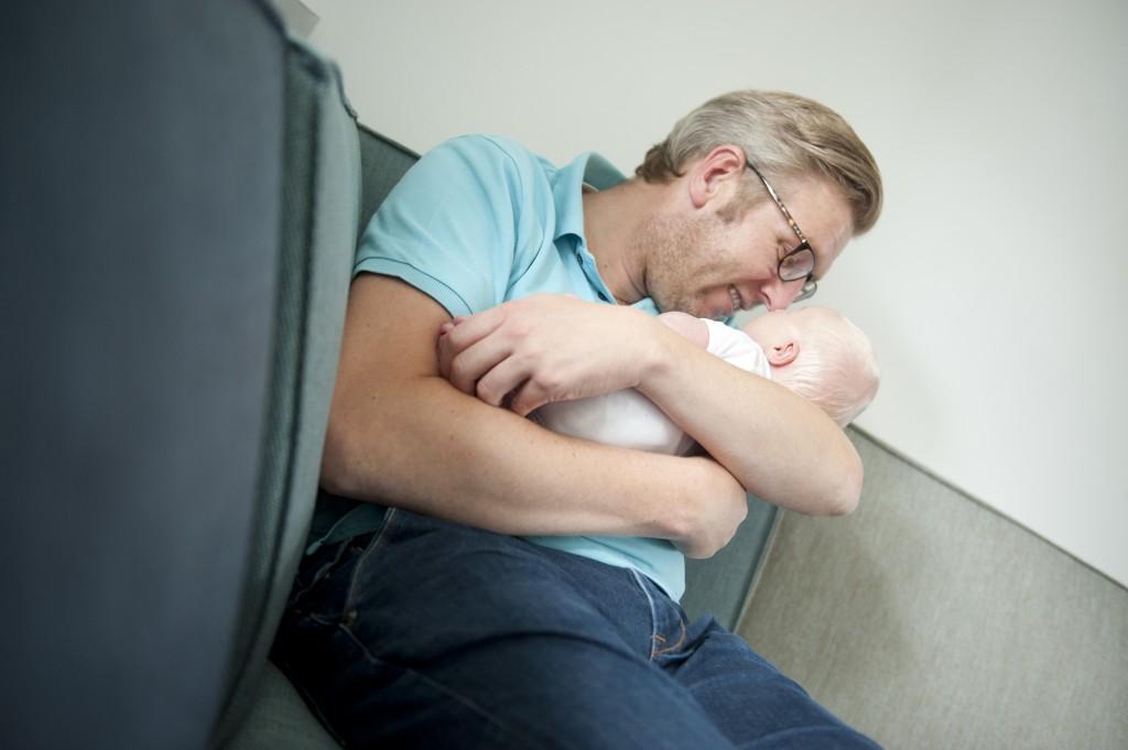 Newborn fotograaf Hilversum