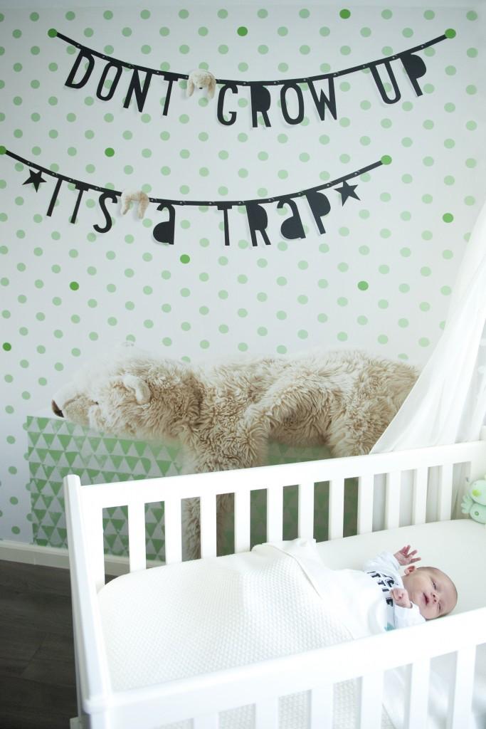 Lifestyle newbornfotograaf
