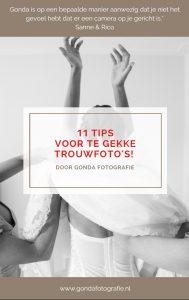 11 tips voor te gekke trouwfotos - gonda fotografie