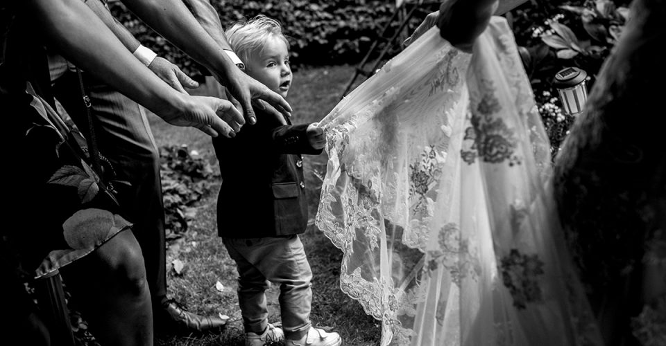 Trouwfotograaf kinderen